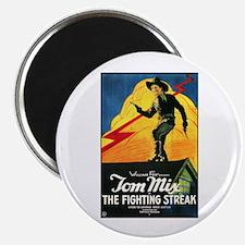 """The Fighting Streak 2.25"""" Magnet (10 pack)"""