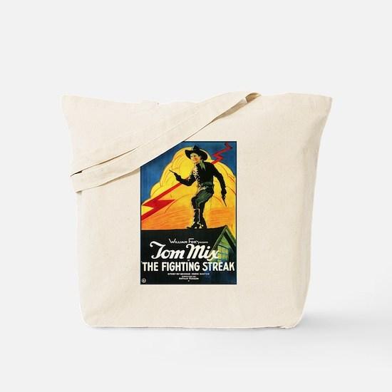 The Fighting Streak Tote Bag
