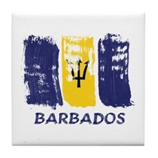 Barbados Tile Coaster