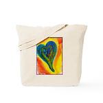 Bright Valentine Tote Bag