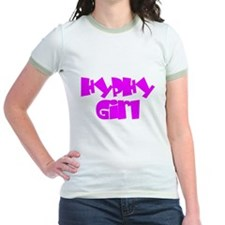 Hyphy Girl - T