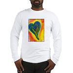 Bright Valentine Long Sleeve T-Shirt