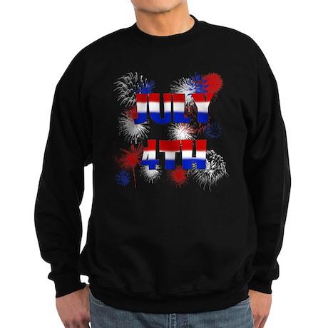 Celebrate July 4th Sweatshirt (dark)