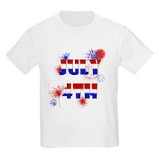 Celebrate July 4th T-Shirt
