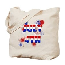 Celebrate July 4th Tote Bag