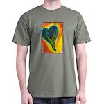 Bright Valentine Dark T-Shirt