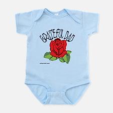 grateful dad Infant Bodysuit