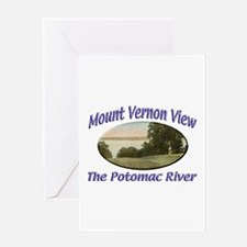 Potomac River Greeting Card