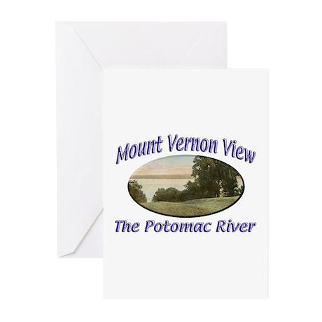 Potomac River Greeting Cards (Pk of 10)