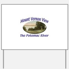 Potomac River Yard Sign