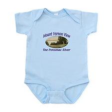 Potomac River Infant Bodysuit