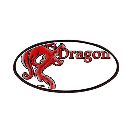 Red Dragon Patches