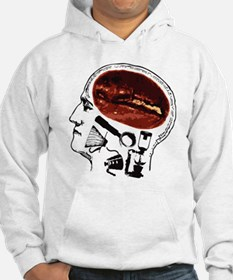 Coffee For Brains Hoodie