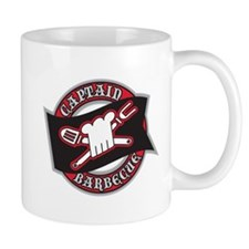 Captain Barbecue Mug