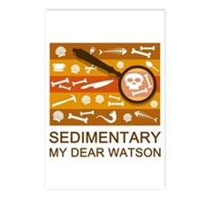 Sedimentary Watson Postcards (Package of 8)