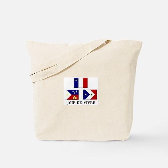 Joie de Vivre Tote Bag