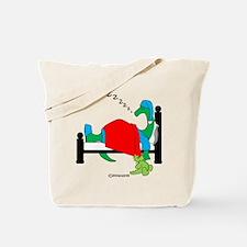 Dinosnore Tote Bag