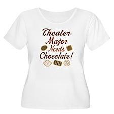 Theater Major Gift T-Shirt