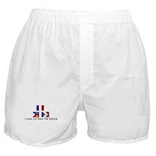 Laisse Les Bons Ton Rouler Boxer Shorts