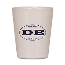 Dewey Beach Shot Glass