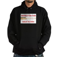 Cool Dragon boat paddles Hoodie