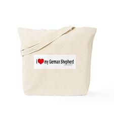 Cute English toy spaniel Tote Bag