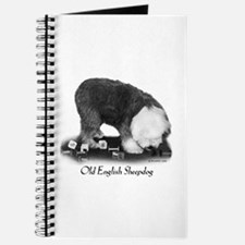 Old English Sheepdog Obedience Journal