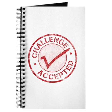 Challenge Accepted Journal