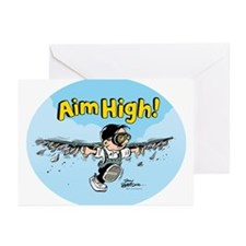 Aim High! Greeting Cards (Pk of 10)