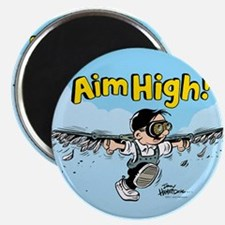 Aim High! Magnet