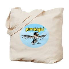 Aim High! Tote Bag