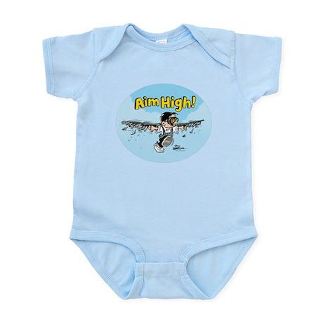 Aim High! Infant Bodysuit