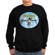 Aim High! Sweatshirt (dark)