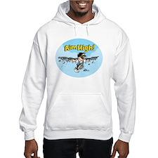Aim High! Hooded Sweatshirt