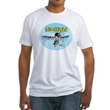 Aim High! Fitted T-Shirt