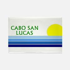 Cabo san lucas mexico Rectangle Magnet
