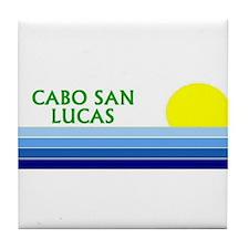 Funny Lucas Tile Coaster