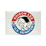 Edison for Senator Rectangle Magnet