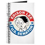 Edison for Senator Journal