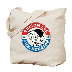 Edison for Senator Tote Bag