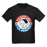 Edison for Senator Kids Dark T-Shirt