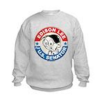 Edison for Senator Kids Sweatshirt
