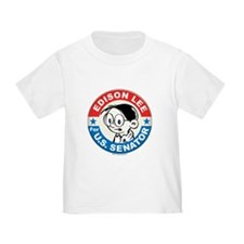 Edison for Senator Toddler T-Shirt