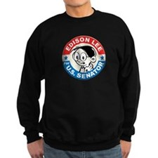 Edison for Senator Sweatshirt (dark)