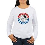 Edison for Senator Women's Long Sleeve T-Shirt
