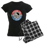 Edison for Senator Women's Dark Pajamas