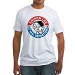 Edison for Senator Fitted T-Shirt