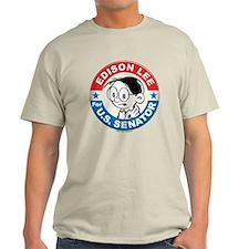 Edison for Senator Light T-Shirt