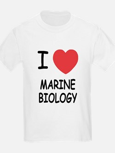 I heart marine biology T-Shirt