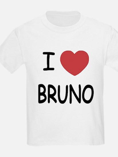 I heart bruno T-Shirt